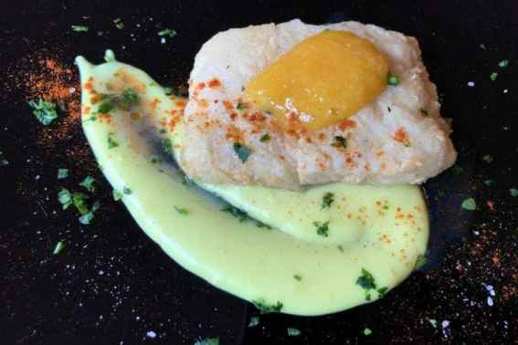 Minigerecht restaurant Bitácora