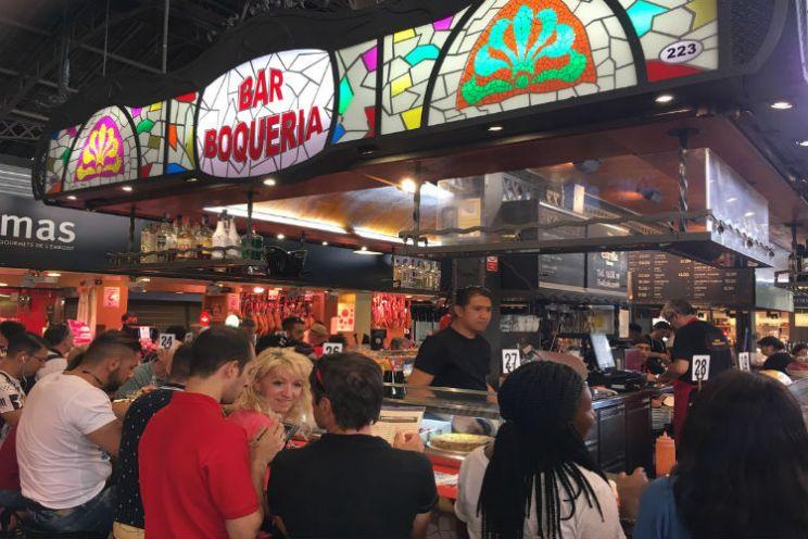 Bar Boquería