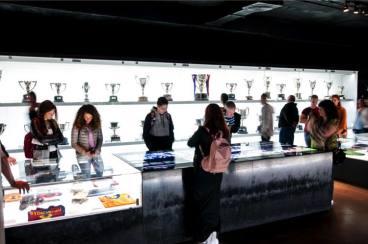 FC Barcelona prijzenkast