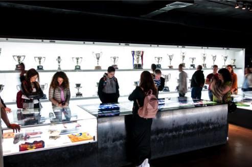 Museum Camp Nou FC Barcelona