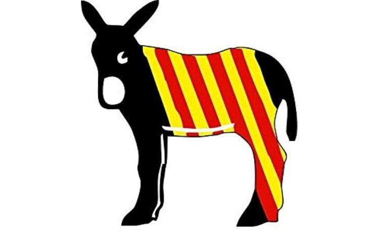 Traditie Catalaanse ezel