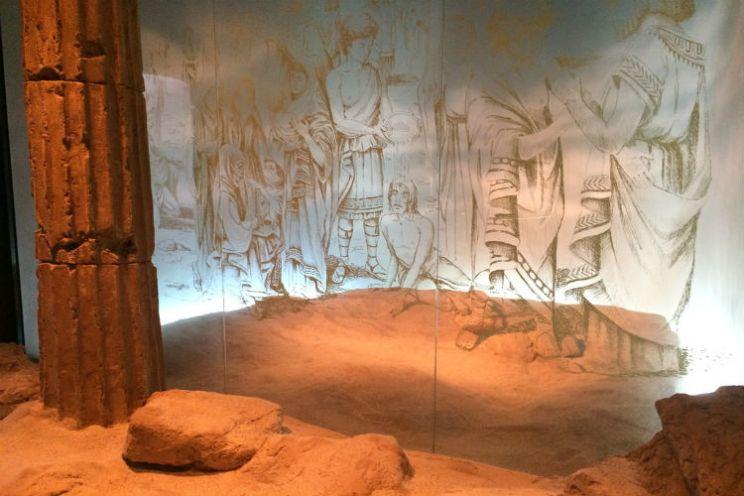 Foto Museu Història de Catalunya prehistorie