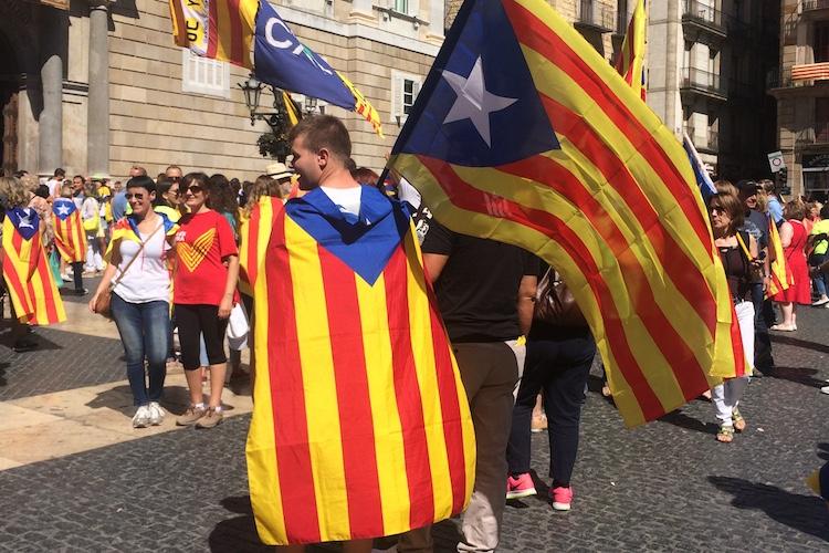 onafhankelijkheid referendum catalonie barcelona