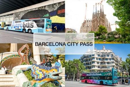 City pass Barcelona