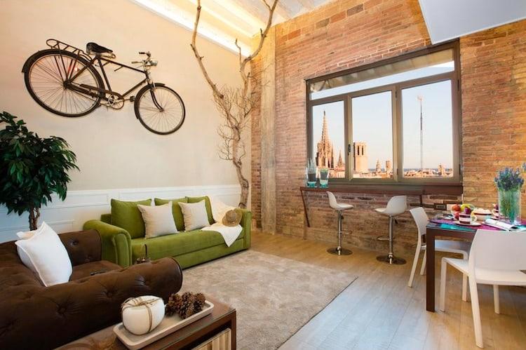 Appartement in Centrum van Barcelona