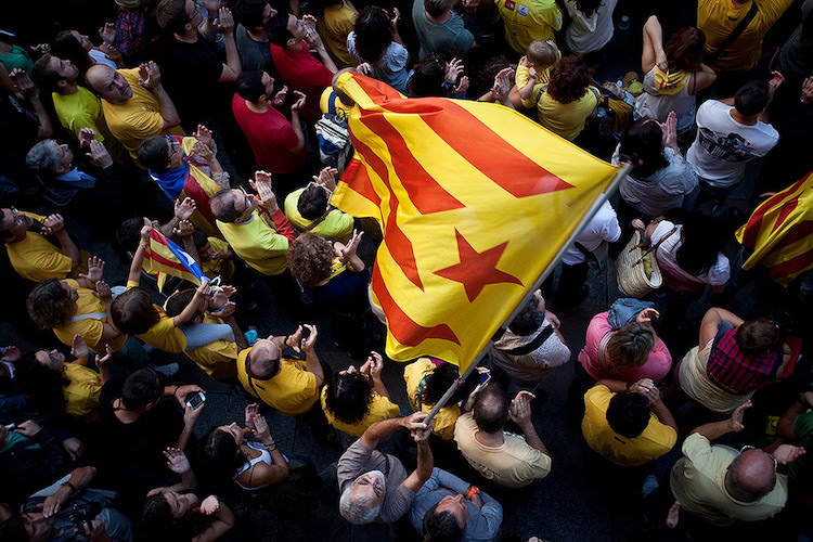 11 september: Nationale feestdag van Catalonië