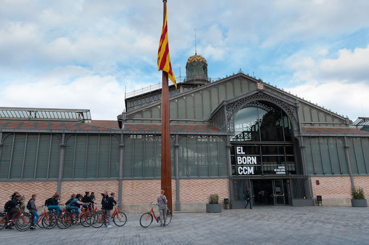 Centro Cultural El Born CCM Barcelona