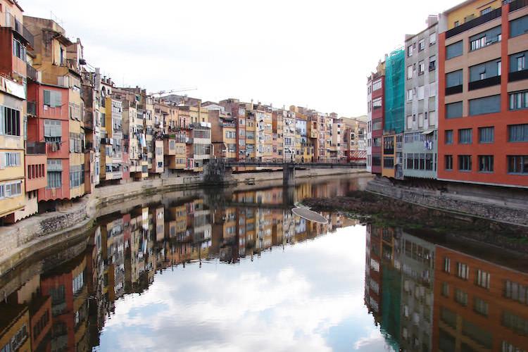 Girona dagtrip Barcelona
