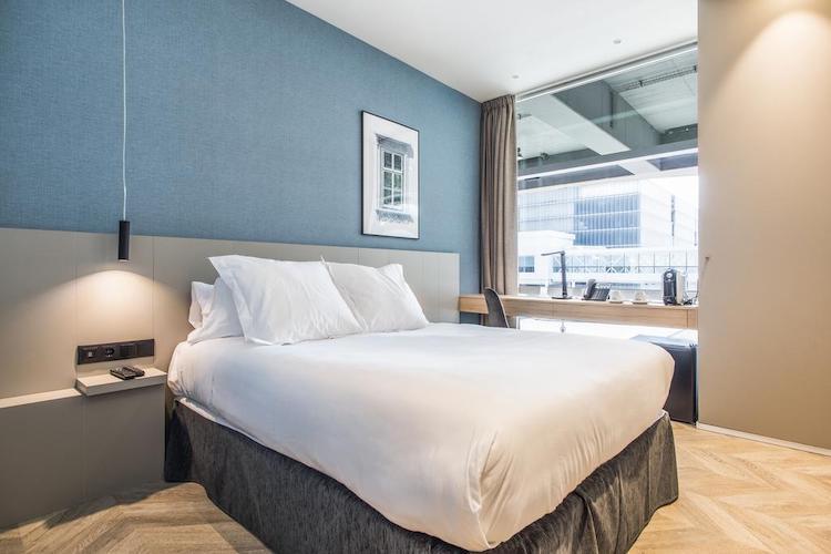 Hotel Sleep & Fly Barcelona kamer