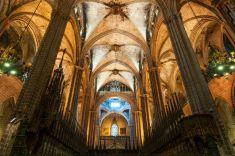 interieur kathedraal