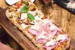 Gevarieerde pizza La Balmesina