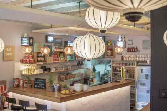 Sfeer restaurant LaVietnamita
