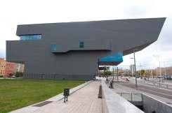 Museu del Disseny de Barcelona buitenkant