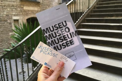 tickets voor Picasso Museum