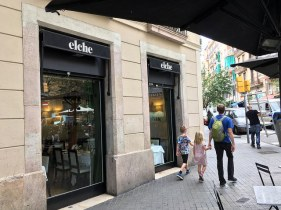 restaurant Elche Barcelona