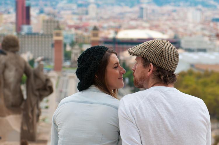 10 plekken voor een romantische date in Barcelona