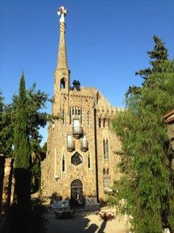 Torre Bellesguard