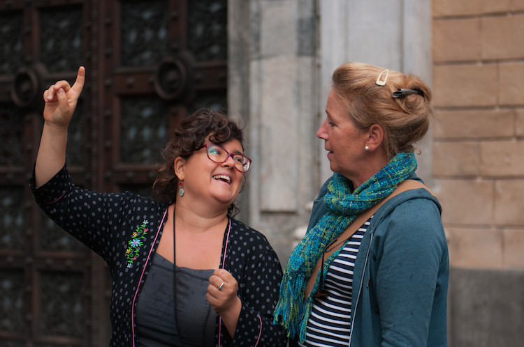 wandeltour Nederlandstalige gids Barcelona centrum