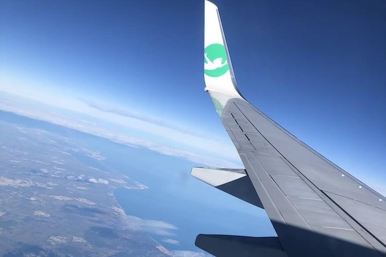 Transavia vliegreis Barcelona