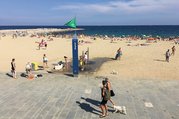 Strand Bogatell