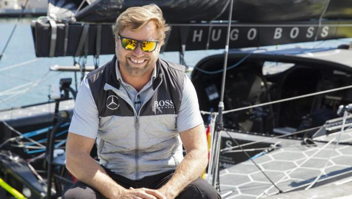 Alex Thomson confirma la presencia del 'Hugo Boss' en la Barcelona World Race
