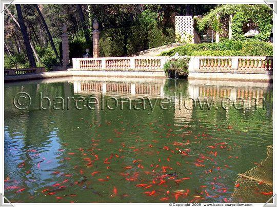 Parque Laberinto de Horta de Barcelona