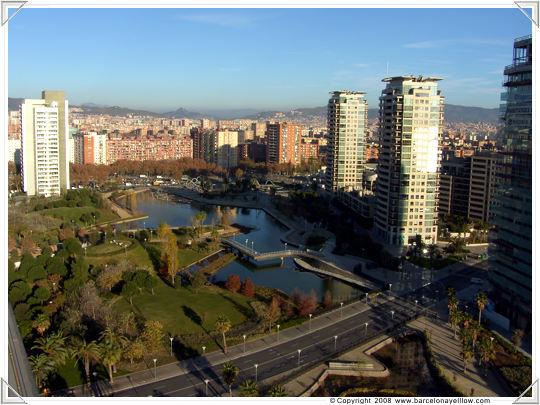 Barcelona 2019 Pictures Diagonal Mar Area