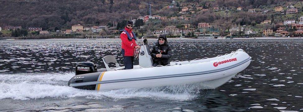 Dall'Italia a Gibilterra e ritorno la distanza è di circa 2200 miglia nautiche totali: Suzuki e Zar Formenti le vogliono fare in gommone