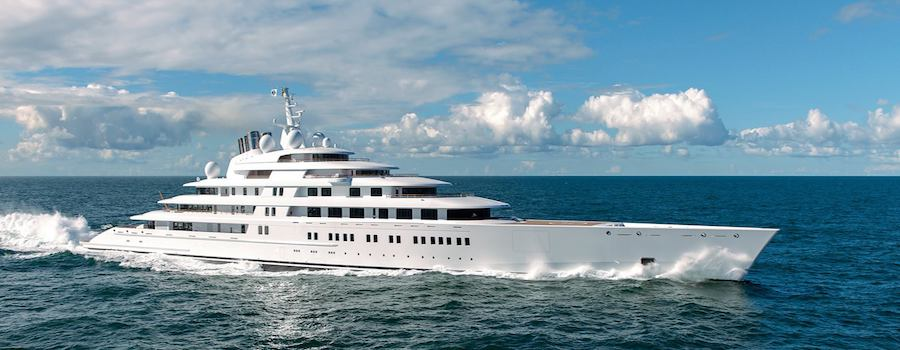 biggest yachts in the world