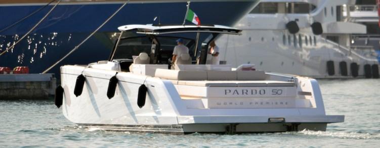 Barche pardo 50 yacht