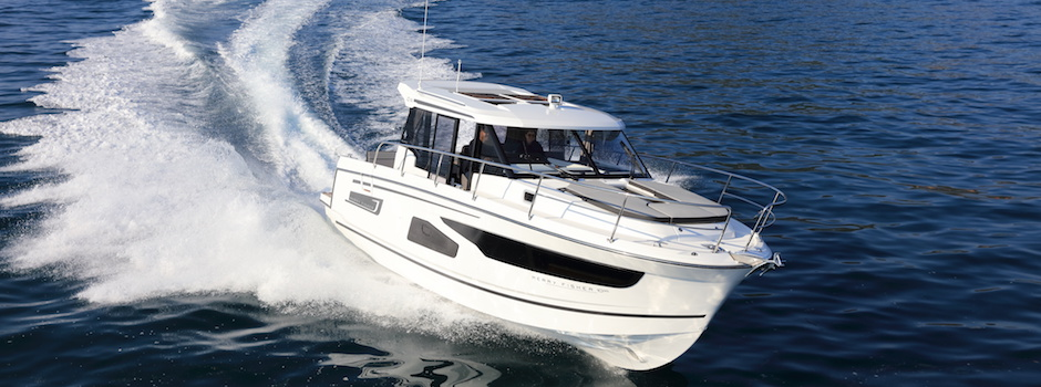 Barche a motore Jeanneau Merry fisher