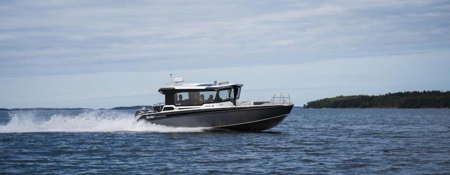 Barche a motore Phantom Buster