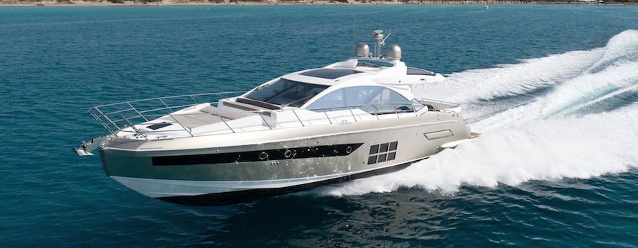 Barche a motore azimut S 6