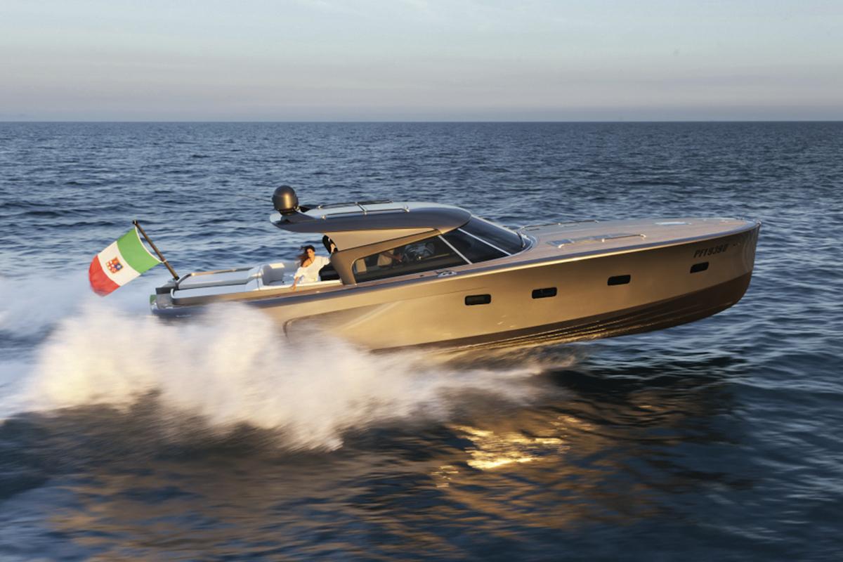 Maxi Dolphin 51 barche a motore