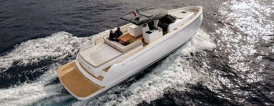 barche a motore Pardo 50