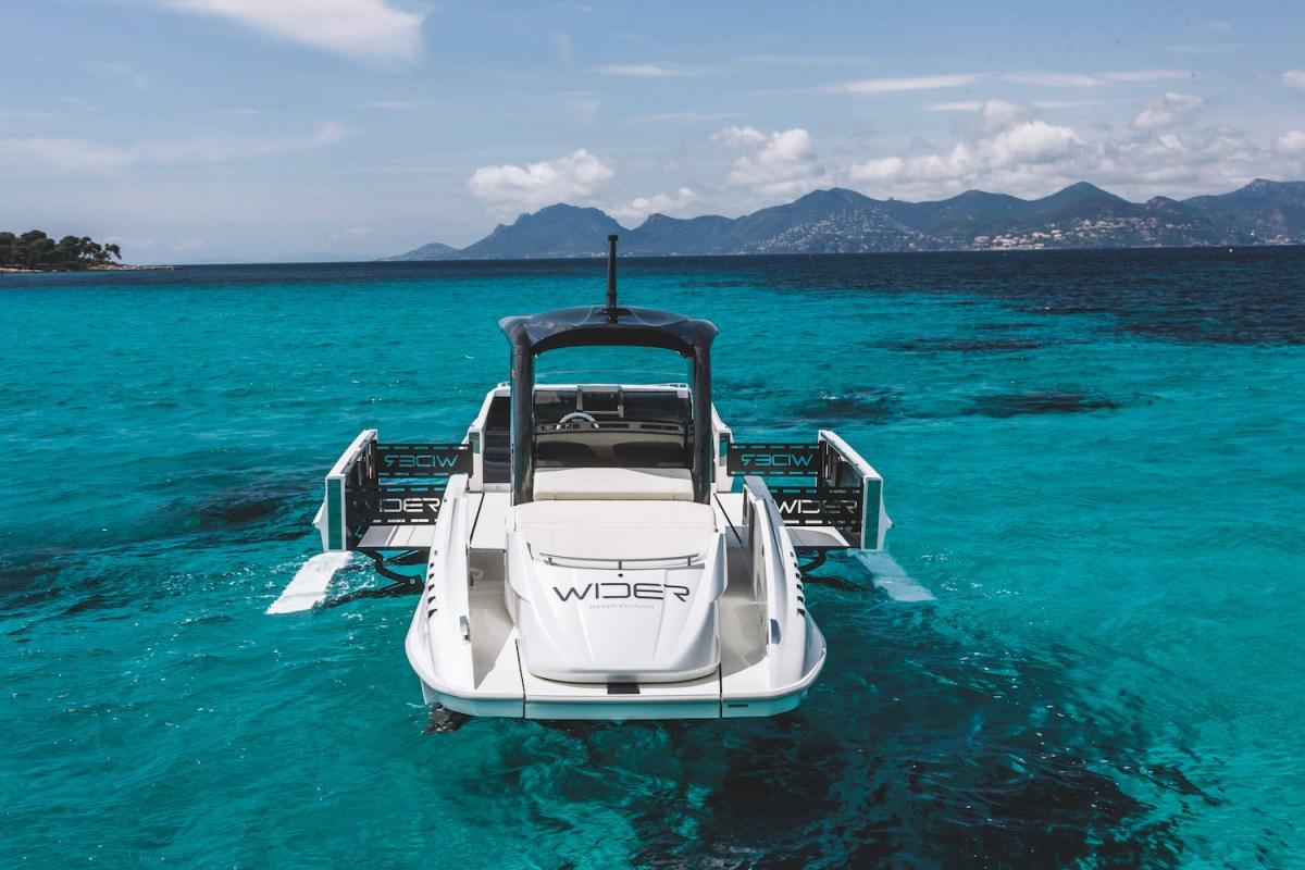 Barche a motore wider 42