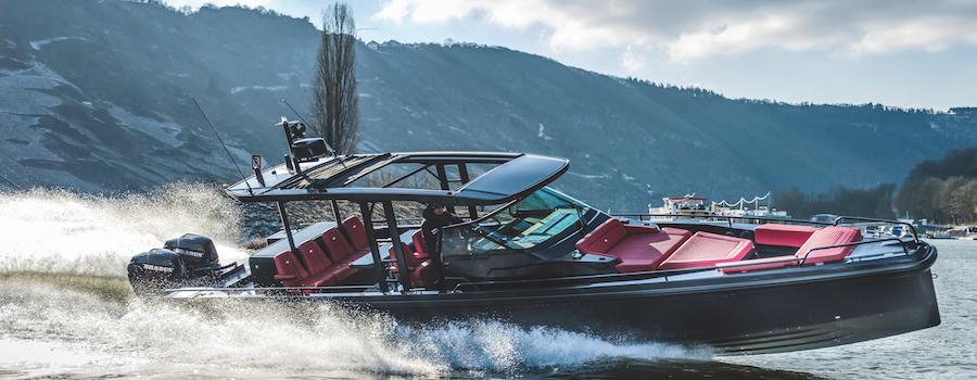 Axopar-Brabus barche a motore