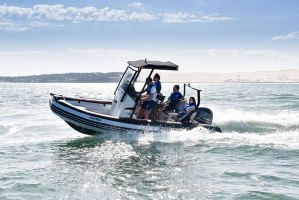 Zodiac_Open-barca a motore