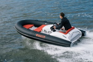 barche a motore Jet Tender J 33 pirelli 1