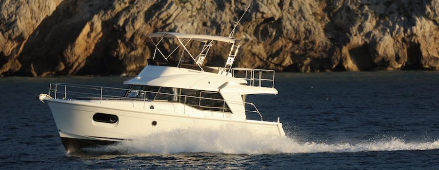 beneteau barche a motore swift trawler 35