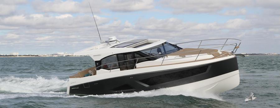 parker monaco 110 barche a motore