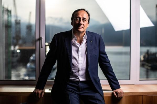 Massimo Perotti, Ceo di Sanlorenzo