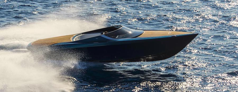 AM 37 aston martin barca