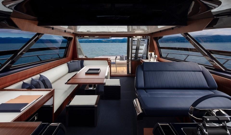 riva 66 ribelle barca