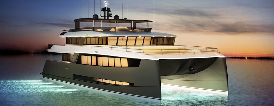 barche catamarano amasea