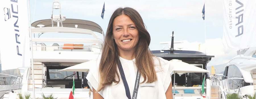 Barbara Cesana, manager