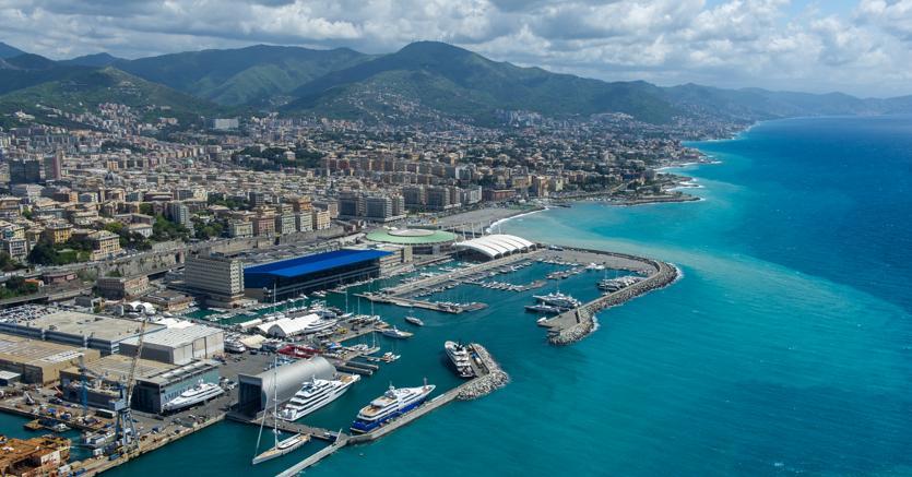 Darsena Genova
