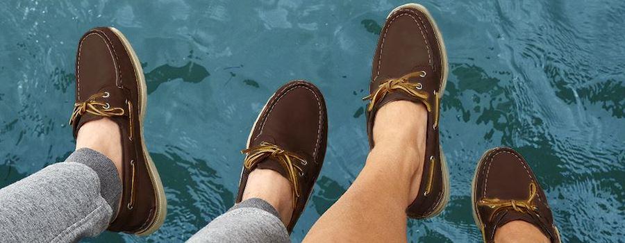 scarpa da barca