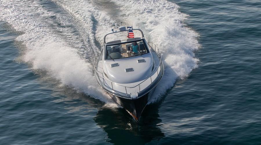 barca a motore GT50 Open di Palm Beach