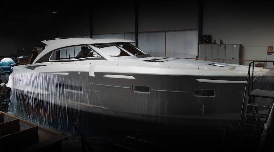 Uno yacht Sichterman
